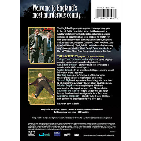 Midsomer Murders: Series 8 DVD