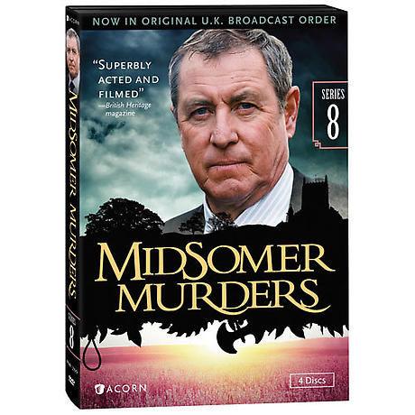 Midsomer Murders: Series 8