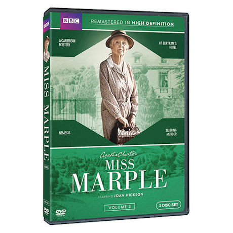 Miss Marple: Volume 3