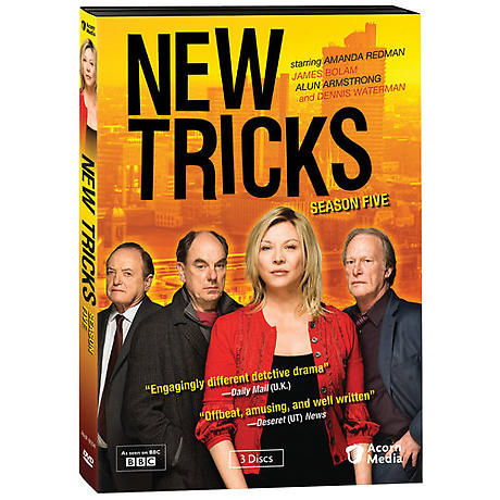 New Tricks: Season 5 DVD