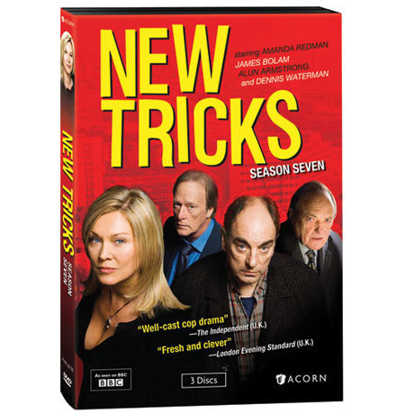 New Tricks: Season 7 DVD