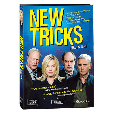 New Tricks: Season 9 DVD