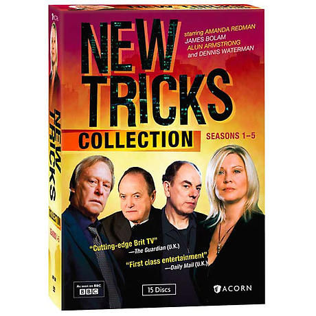 New Tricks Collection: Seasons 1-5