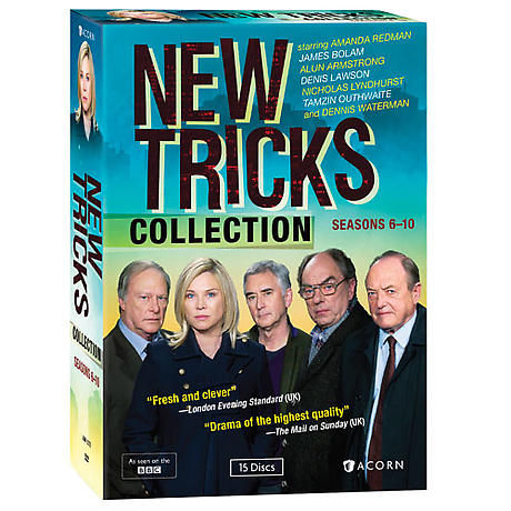 New Tricks Collection: Seasons 6-10 DVD