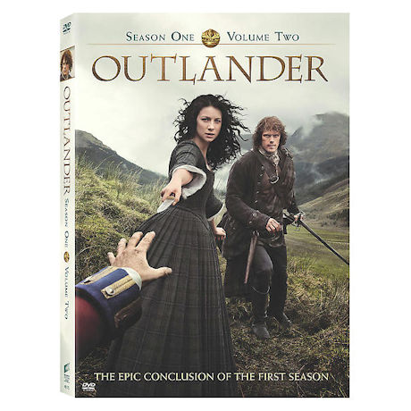 Outlander: Season One, Volume 2 DVD