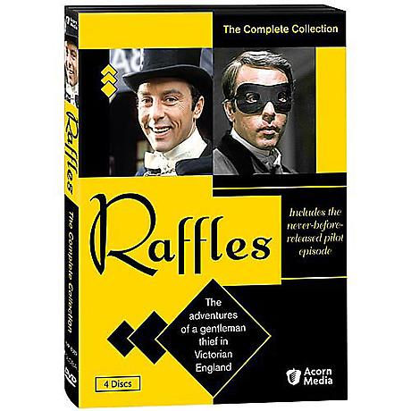 Raffles: The Complete Collection DVD