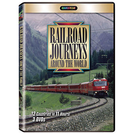 Railroad Journeys Around the World