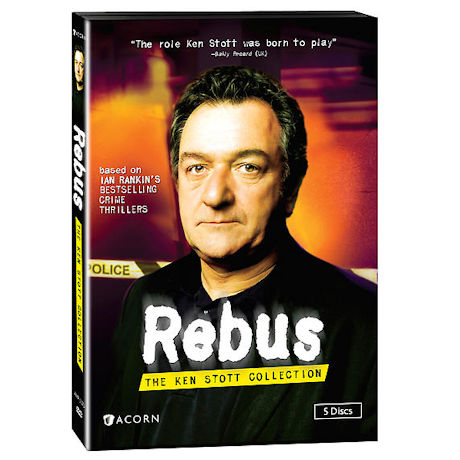 Rebus Collection DVD
