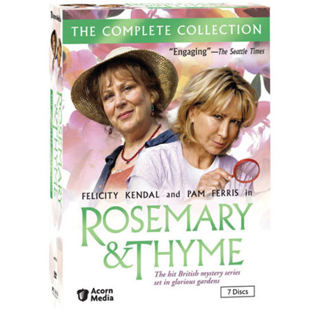 Rosemary & Thyme: Complete Collection DVD