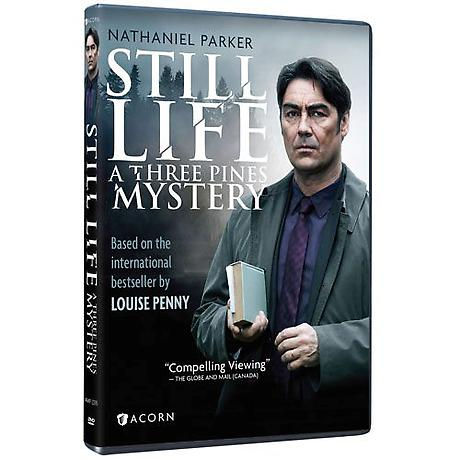 Still Life:  A Three Pines Mystery DVD