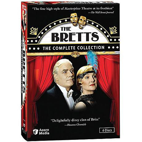 The Bretts: The Complete Collection DVD