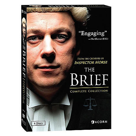 The Brief: Complete Collection DVD