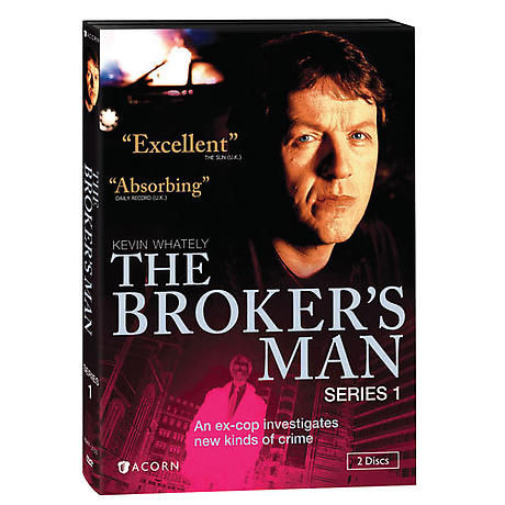 The Broker's Man: Series 1 DVD