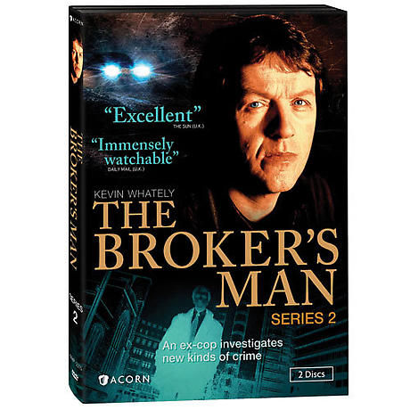 The Broker's Man: Series 2 DVD