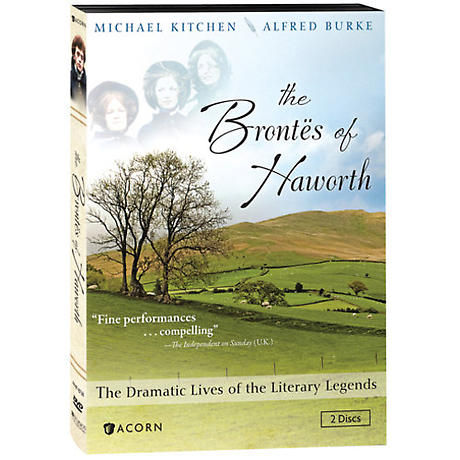 The Brontës of Haworth DVD