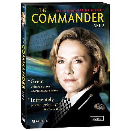 The Commander: Set 2