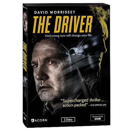The Driver DVD