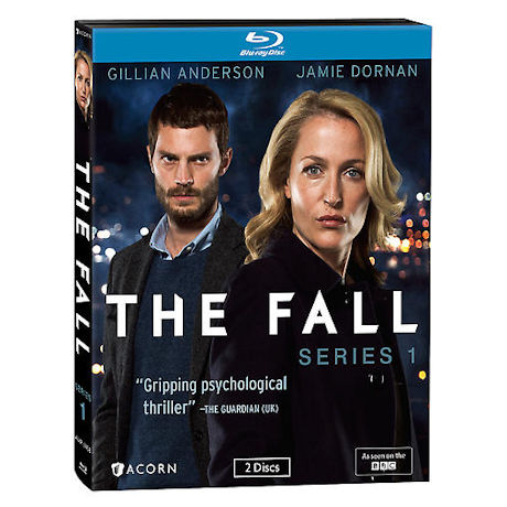 The Fall: Series 1 DVD & Blu-ray