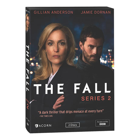 The Fall: Series 2 DVD & Blu-ray