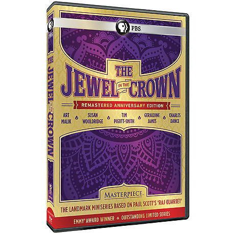 The Jewel in the Crown: 25th Anniversary Edition DVD