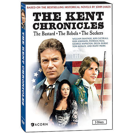 The Kent Chronicles DVD