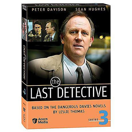 The Last Detective: Series 3 DVD