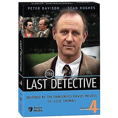 The Last Detective: Series 4