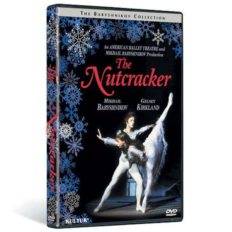 The Nutcracker:  The Baryshnikov Collection DVD & Blu-ray