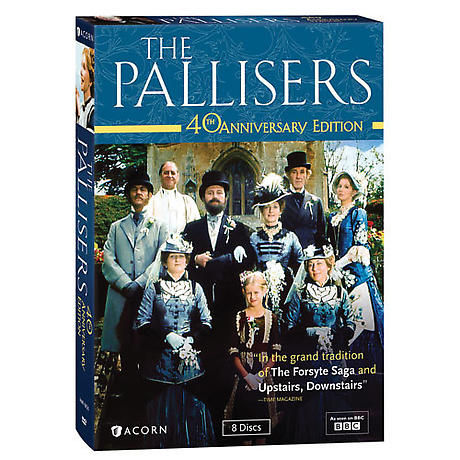 The Pallisers: 40th Anniversary Edition DVD