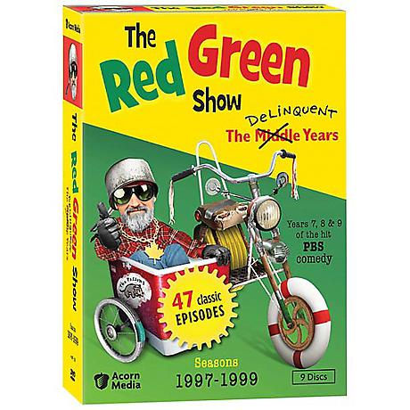 The Red Green Show: The Delinquent Years