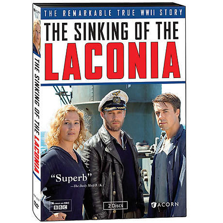 The Sinking of the Laconia DVD