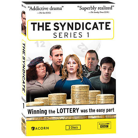 The Syndicate: Series 1 DVD