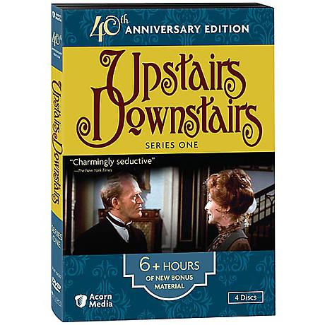 Upstairs, Downstairs:  Series 1