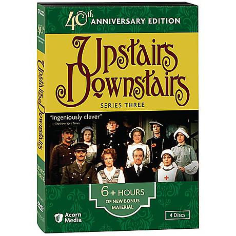 Upstairs, Downstairs: Series 3 DVD