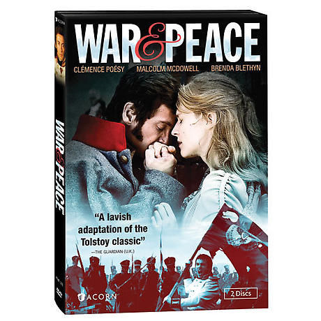War and Peace DVD
