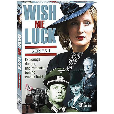 Wish Me Luck: Series 1 DVD