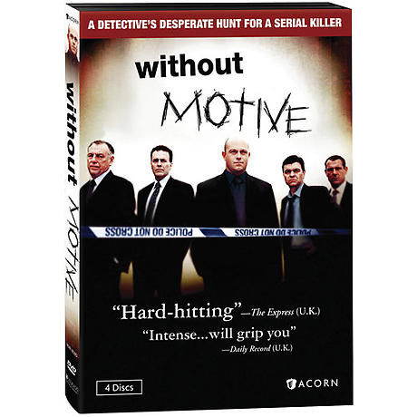 Without Motive DVD