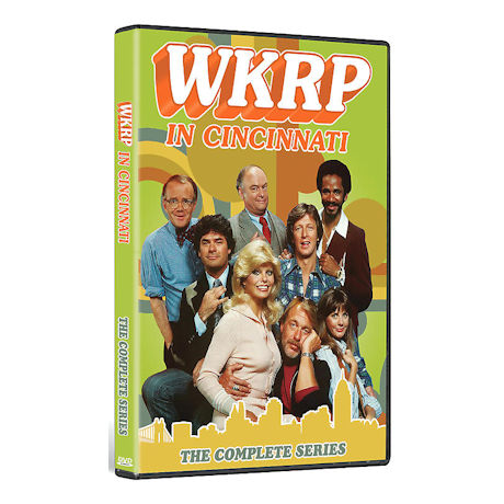 WKRP In Cincinnati: The Complete Series DVD