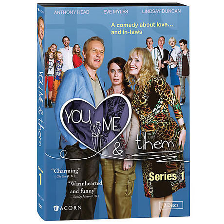 You, Me & Them: Series 1 DVD