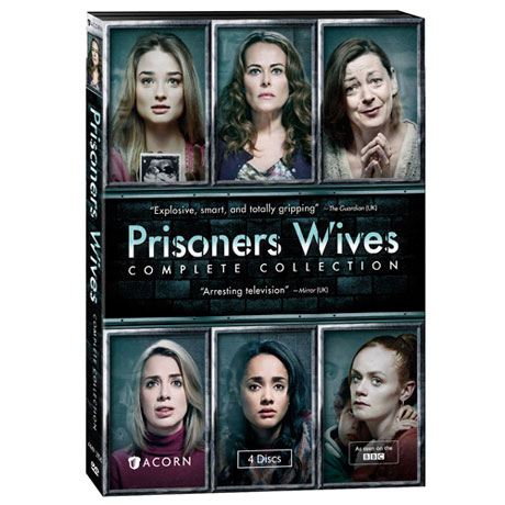 Prisoners Wives: Complete Collection