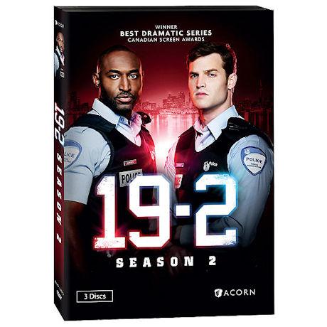 19-2: Season 2 DVD