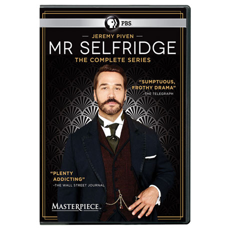 Mr. Selfridge: The Complete Series DVD