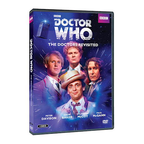 Doctor Who: The Doctors Revisited Collection - Fifth-Eighth DVD