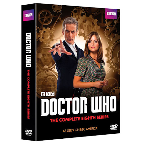 Doctor Who: The Complete Eighth Series DVD