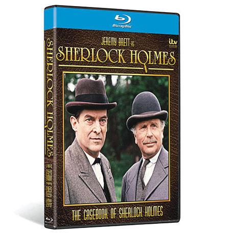 The Casebook of Sherlock Holmes