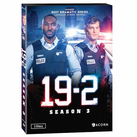 19-2: Season 3 DVD