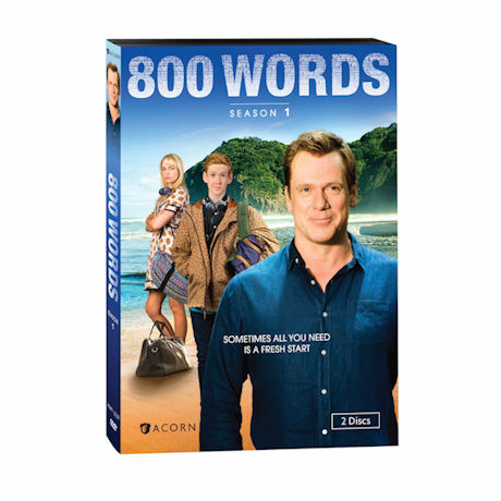 800 Words: Season 1 DVD