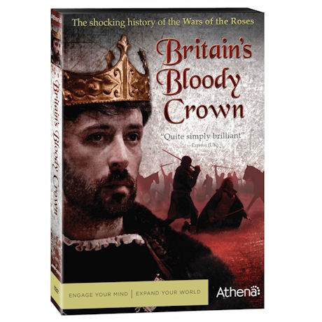 Britain's Bloody Crown DVD
