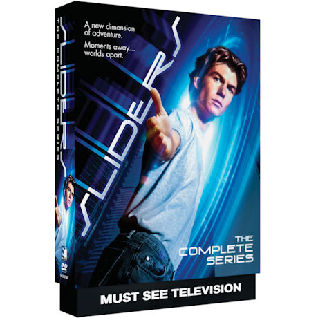 Sliders: The Complete Series DVD