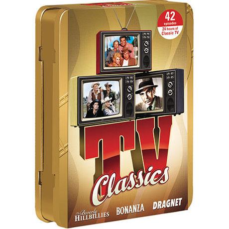 Classic TV Favorites DVD